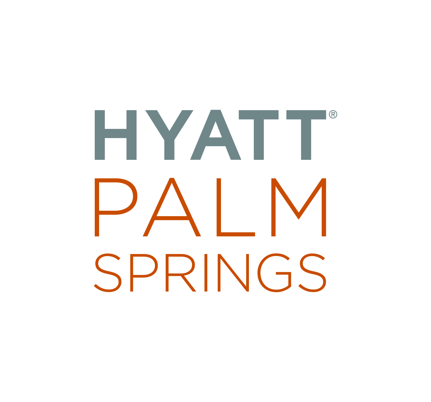 Palm Springs Hyatt Hotel
