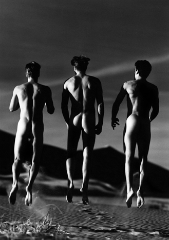45._Jeff_Clarke_Troy_Couture_Noah_Christopher_Kelso_Dunes_1991