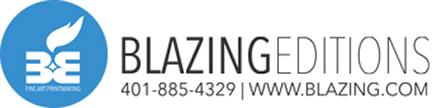 Blazing Editions